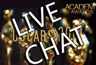 Chat zu den Oscars