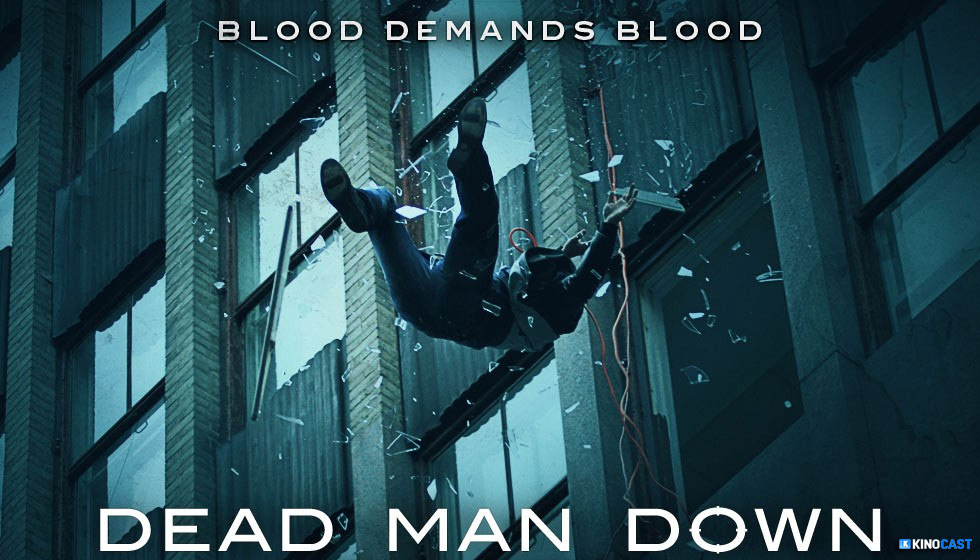Dead Man Down - Film Poster