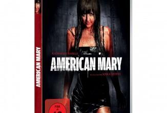 "DVD+Poster Gewinnspiel ""AMERICAN MARY"""