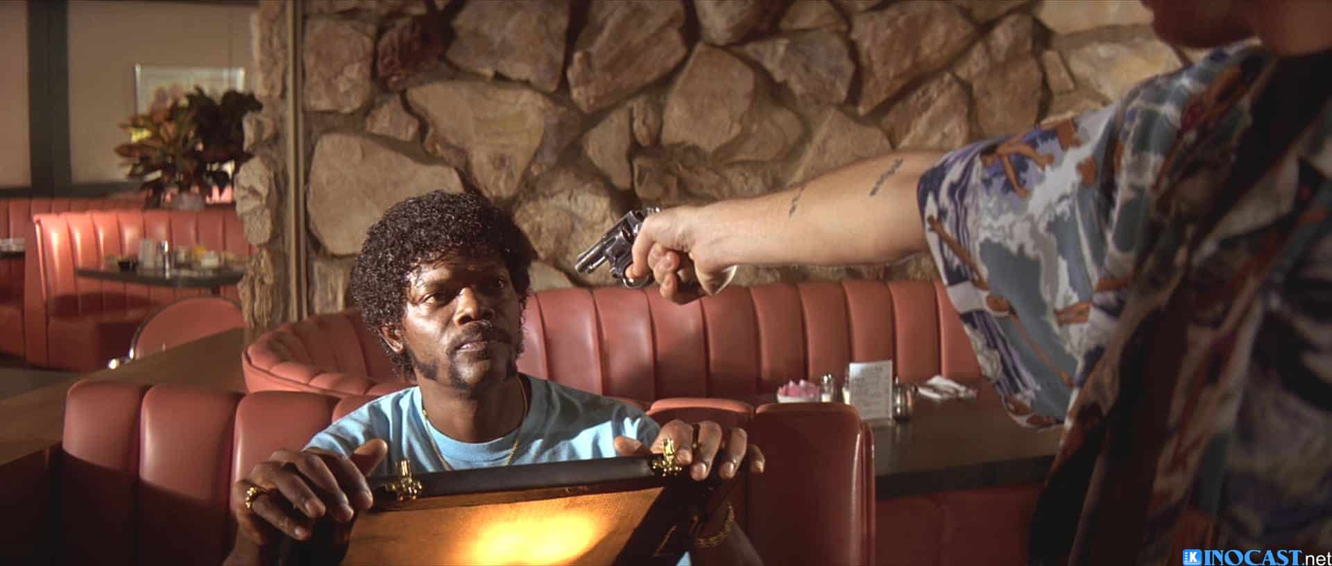 Pulp Fiction Samuel L Jackson Briefcase contents inhalt aktenkoffer