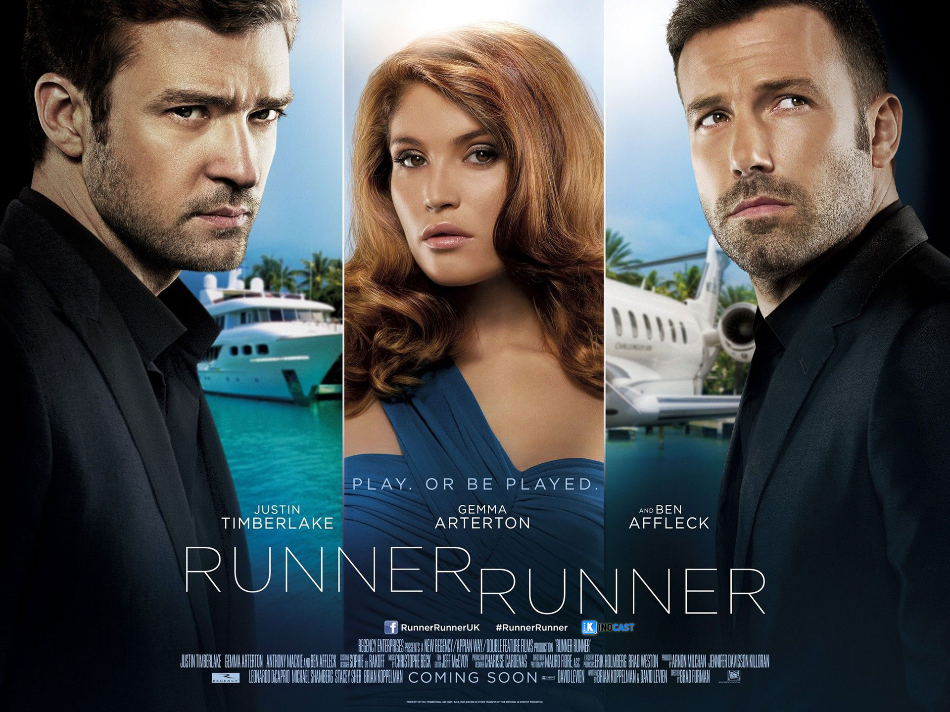 RUNNER RUNNER Film Deutsch