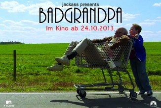 Trailer: JACKASS BAD GRANDPA