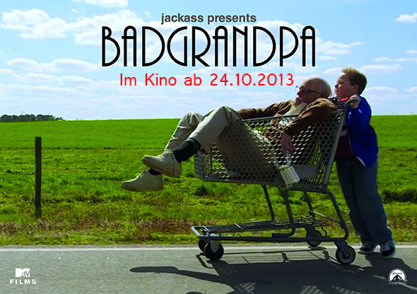 Jackass Bad Grandpa Film Deutsch