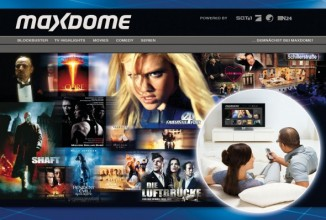 Empfehlung: MAXDOME 1 Monat gratis