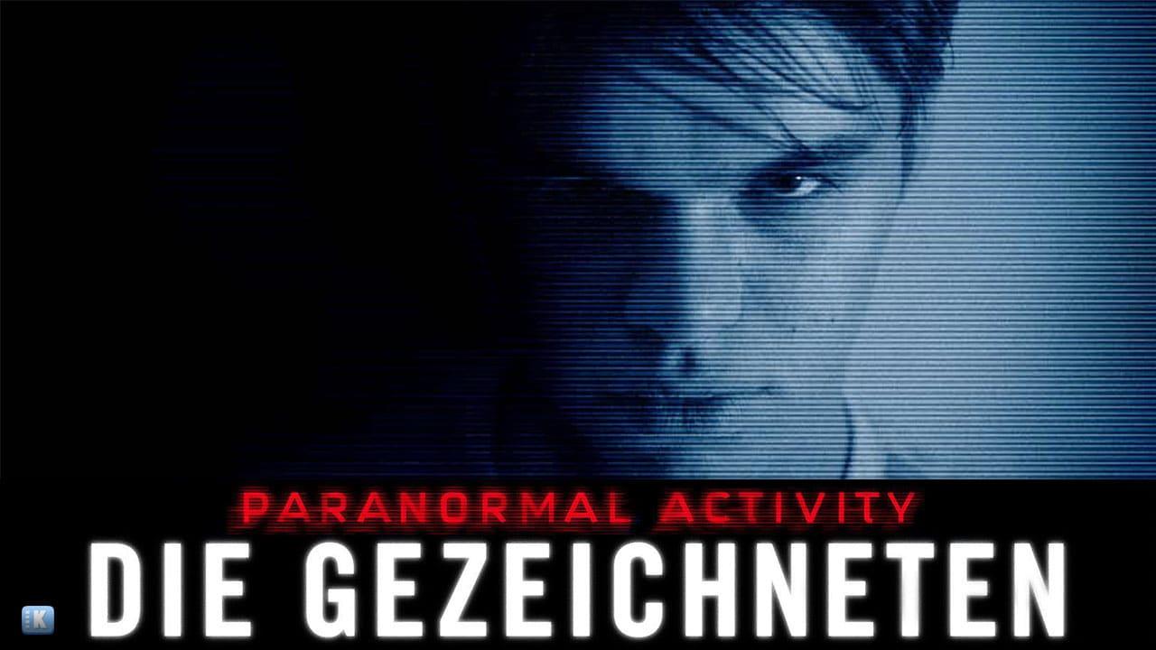 paranormal activity reihe
