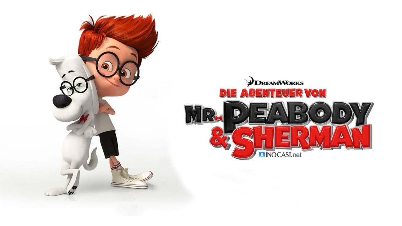 Die Abenteuer von Mr. Peabody & Sherman Film TRAILER Deutsch