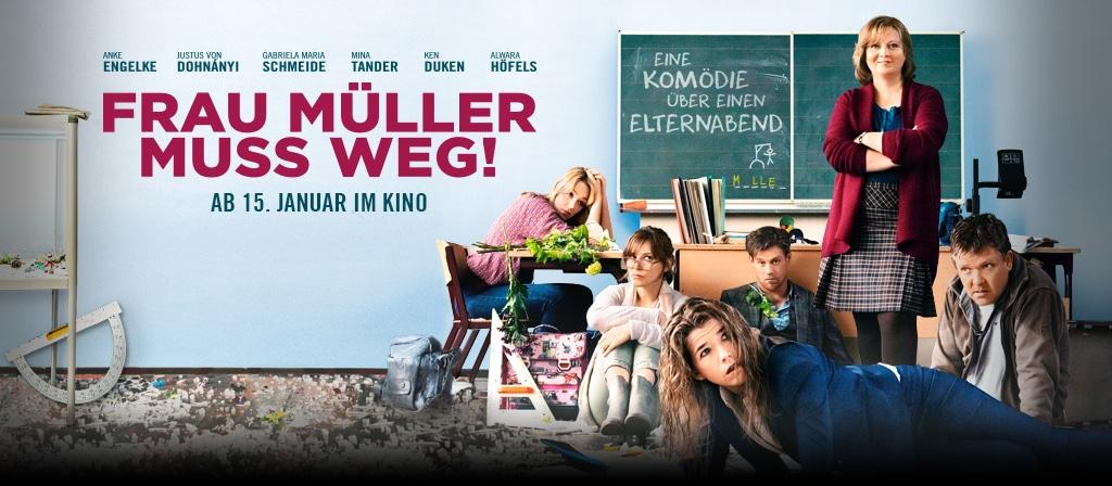 Frau Müller Muß Weg