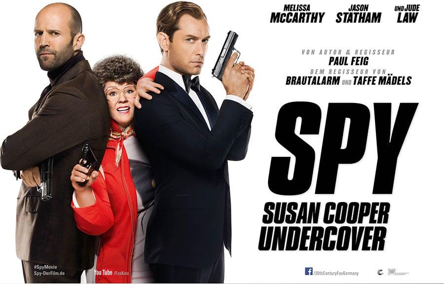 Spy – Susan Cooper Undercover