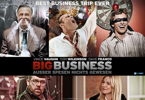 Big Business: Außer Spesen Nichts Gewesen