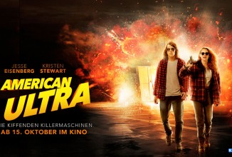 #389: American Ultra / Sex+Drugs+Violence