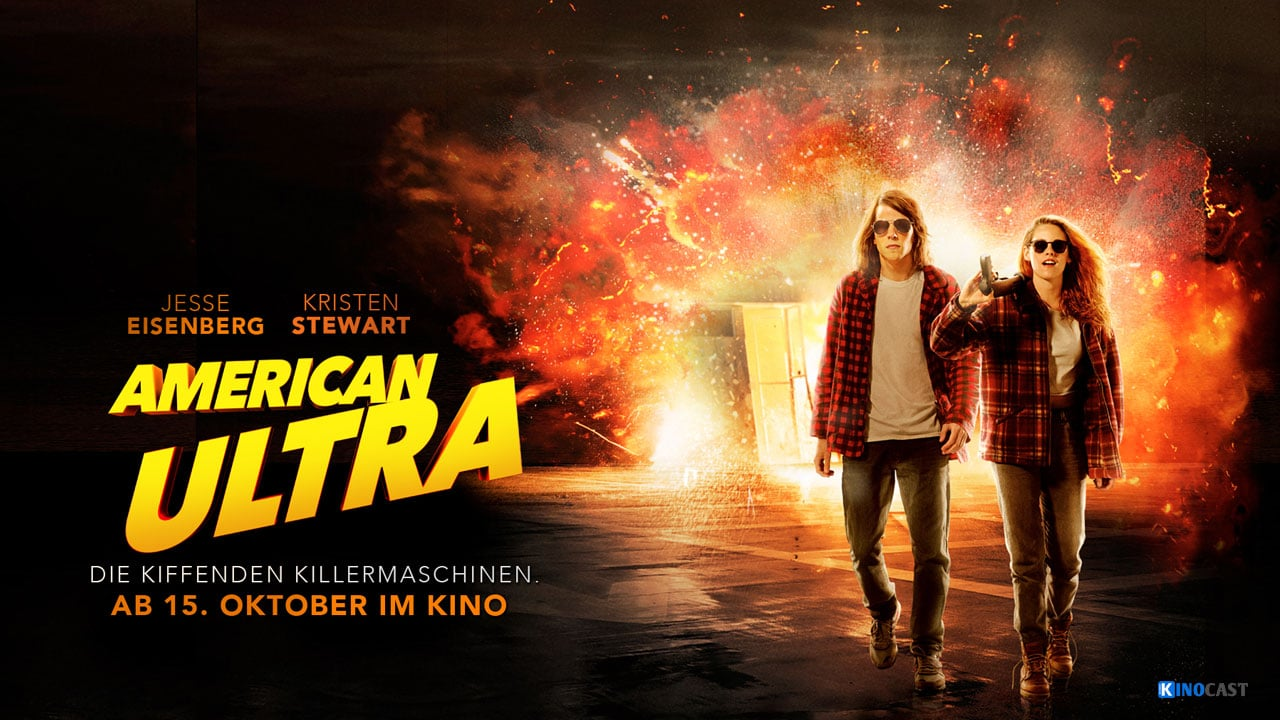 American Ultra Stream Deutsch
