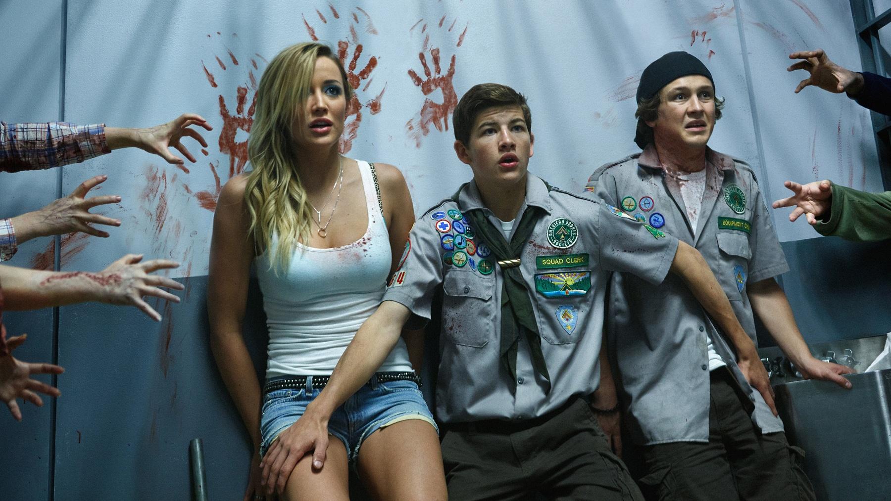 Scouts Vs Zombies Darsteller