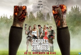 #394: Scouts vs. Zombies (Scouts Guide to the Zombie Apocalypse)