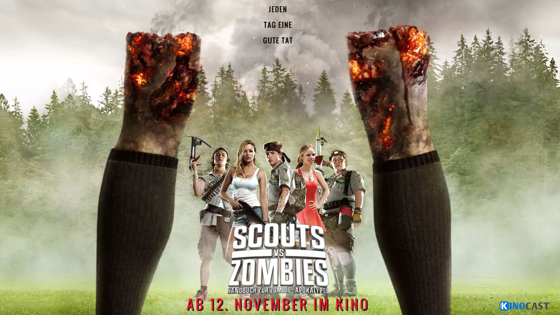 Scouts Vs. Zombies Stream Deutsch