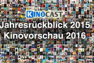 #402: Jahresrueckblick 2015 | Kinovorschau 2016