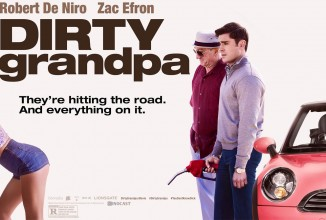 #407: Dirty Grandpa + Akte X 2016 + Angie Tribeca