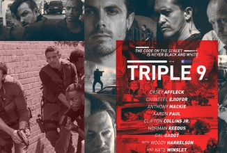 #411: <br>Triple 9 <br>Straight outta Compton <br>Southpaw