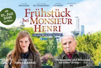 #426: Frühstück bei Monsieur Henri <br> Grace: Besessen <br> Comic Con Stuttgart 2016