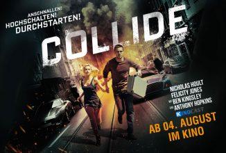 #427: Collide <br> 90 Minuten – Bei Abpfiff Frieden <br> The Shallows