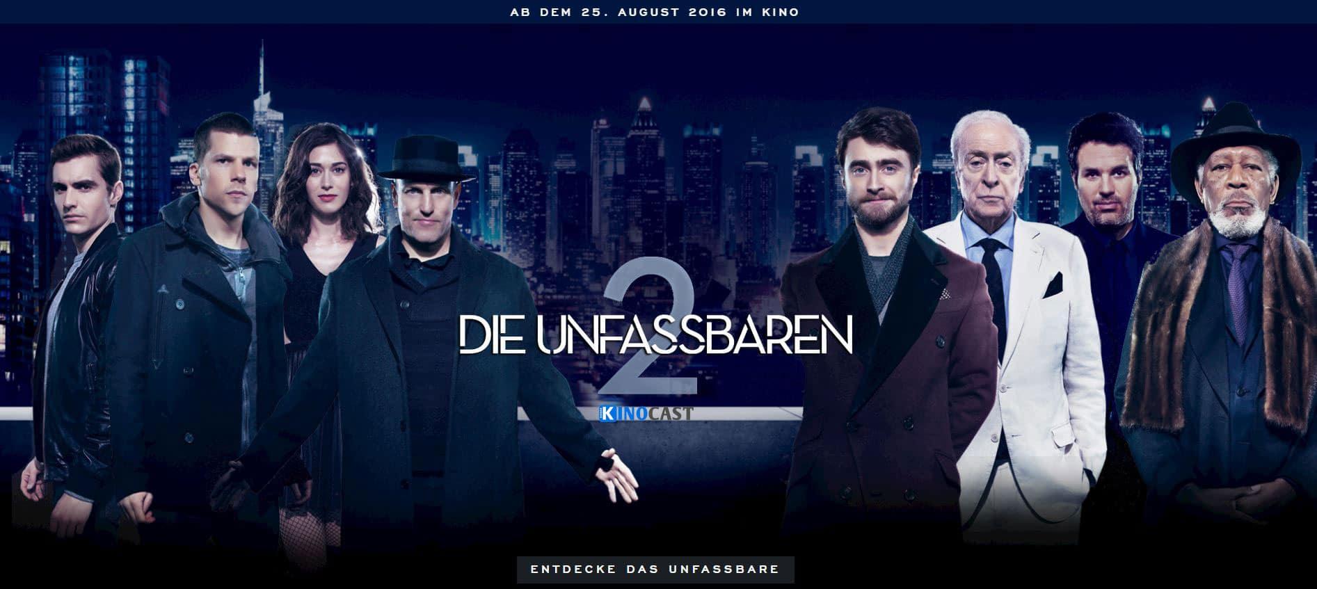 Die Unfassbaren 2 German Stream