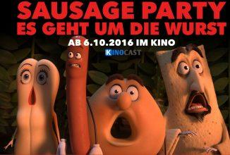 #436: Sausage Party, Imperium, The Shallows, Das schwarze Labyrinth – Death Games
