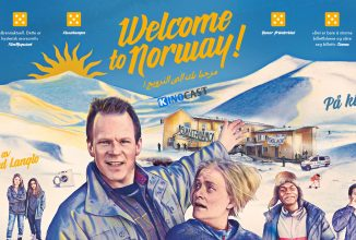 #437: Welcome to Norway <br> School Camp Les profs