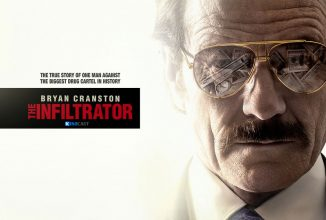 #439: The Infiltrator <br> Ghostbusters (2016) <br> Bach in Brazil <br>  Steve Jobs