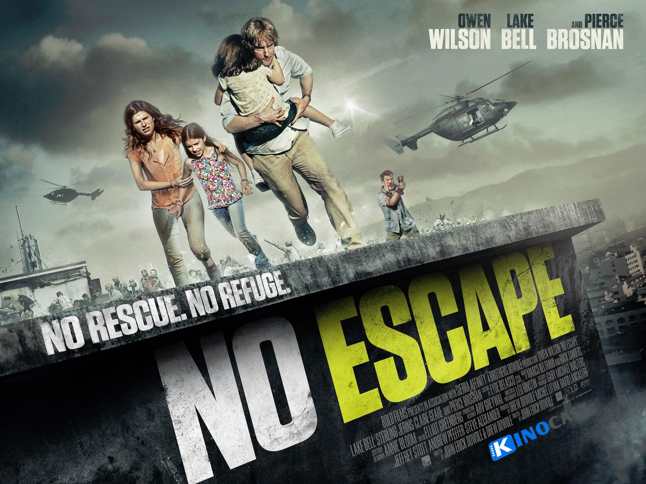 No Escape Film Deutsch