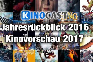 #451: Jahresrueckblick 2016 | Kinovorschau 2017