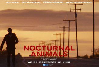 #449: Nocturnal Animals <br> Shut in <br> Sully <br> Gänsehaut