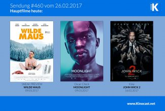 #460: Wilde Maus <br>Moonlight <br>John Wick 2 <br>Ouija