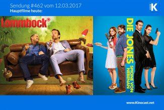 #462: Lommbock, Die Jones, Max Steel