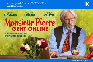 #470: Monsieur Pierre geht online <br>Get Out <br>Prey