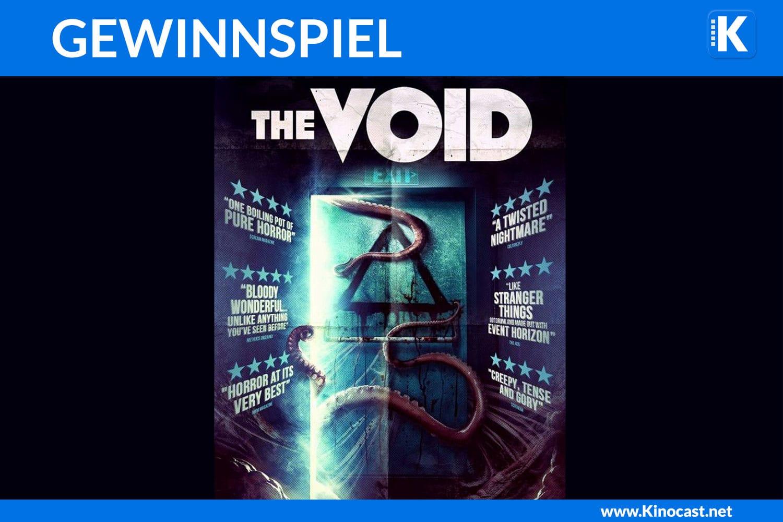 , Gewinnspiel: THE VOID, Kinocast   Der Podcast aus Stuttgart über Kino, Sneak Preview, Filme, Serien, Heimkino, Streaming, Games, Trailer, News und mehr
