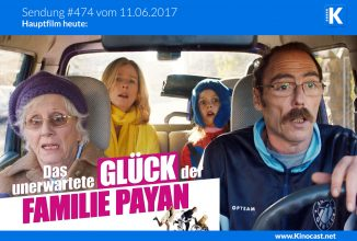 #474: Das unerwartete Glück der Familie Payan, <br>Die Überflieger, <br>Elliot Der Drache, <br>Magnificent Seven, <br>Morris aus Amerika