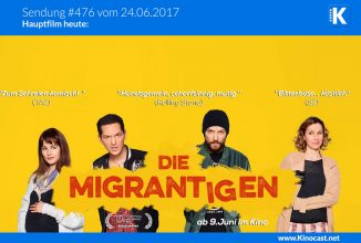 #476: Die Migrantigen, <br>A Cure for Wellness, <br>Star Trek Beyond, <br>Forrest Gump