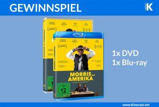 Gewinnspiel: Morris aus Amerika