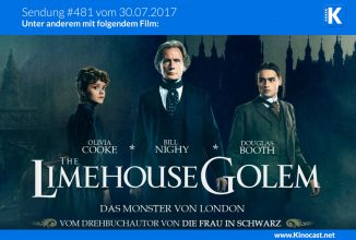 #481: The Limehouse Golem, <br>Abgang mit Stil, <br>Barbershop, <br>Mike and Dave need Wedding Dates, <br>Ozark [NETFLIX]