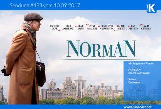 #483: Norman, Killers Bodyguard, Der Nebel (Netflix)