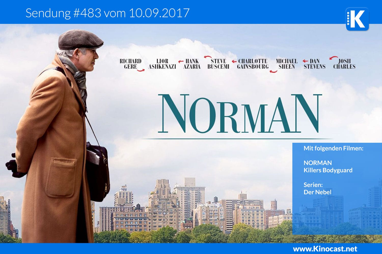 483 Norman Killers Bodyguard Netflix Der Nebel Kinocast