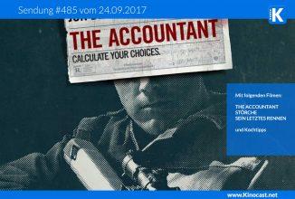 #485: The Accountant, <br>Störche – Abenteuer im Anflug, <br>Sein letztes Rennen