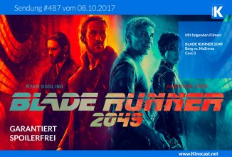 #487: Borg vs McEnroe, <BR> BLADE RUNNER 2049, <BR> CARS 3