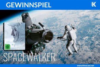 Gewinnspiel: SPACEWALKER