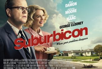 SUBURBICON | Kinostart: 09.11.2017 | George Clooney | Matt Damon | Julianne Moore | Oscar Isaac |sponsored post
