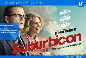 #491: Suburbicon, What happened to Monday, The other side of the Door