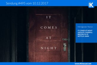 #495: It comes at Night, <BR> Axolotl Overkill
