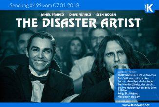 #499: The Disaster Artist, <BR>Nur Gott kann mich richten <BR>Coco – Lebendiger als das Leben