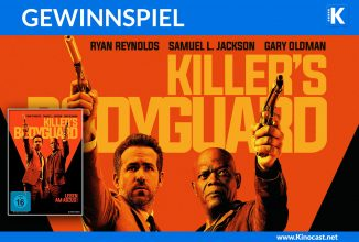 Gewinnspiel: KILLERS BODYGUARD <br>(The Hitman's Bodyguard)