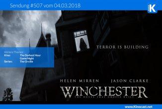 #507:<BR>Winchester – Das Haus der Verdammten <BR>Die dunkelste Stunde <BR>The Orville