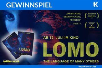 Gewinnspiel: Freikarten für<br>LOMO – THE LANGUAGE OF MANY OTHERS